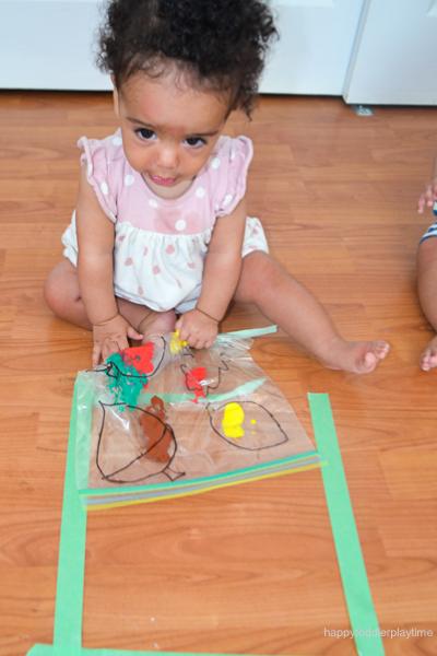 fall art activities for kids