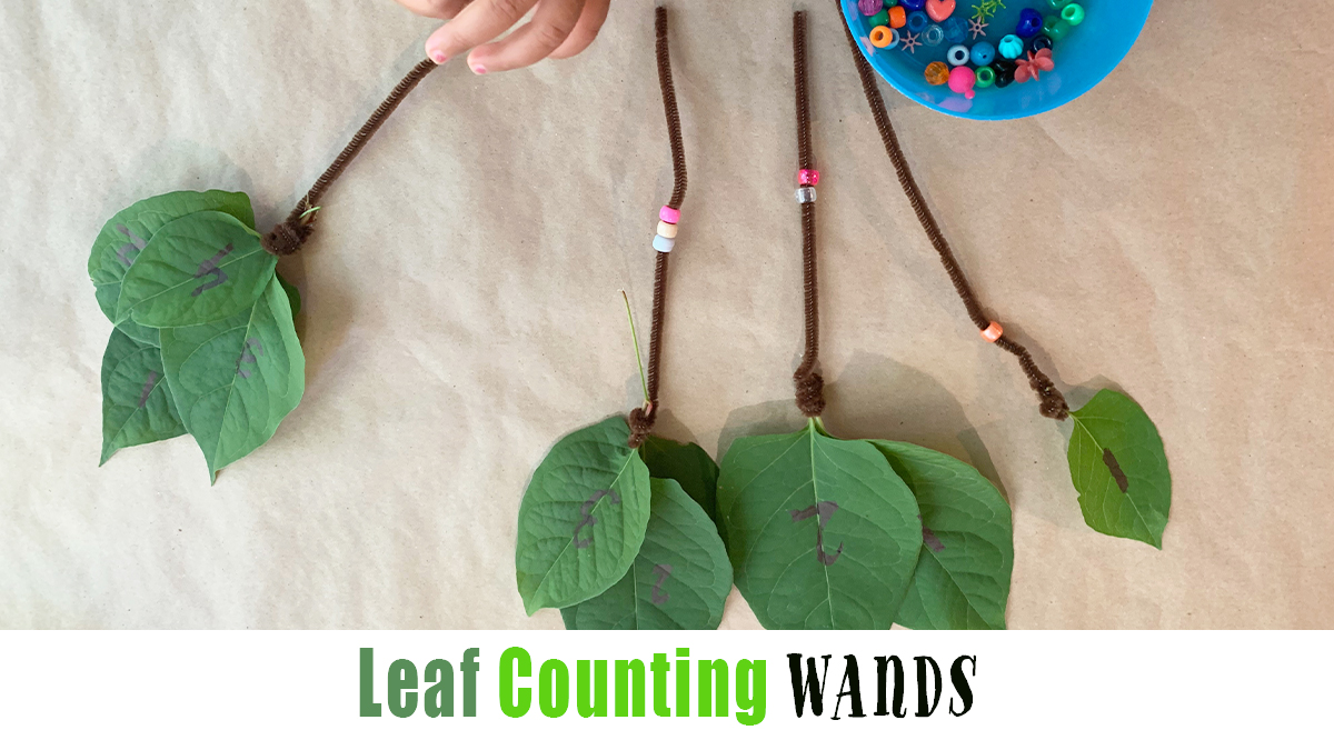 Leaf Counting Wands